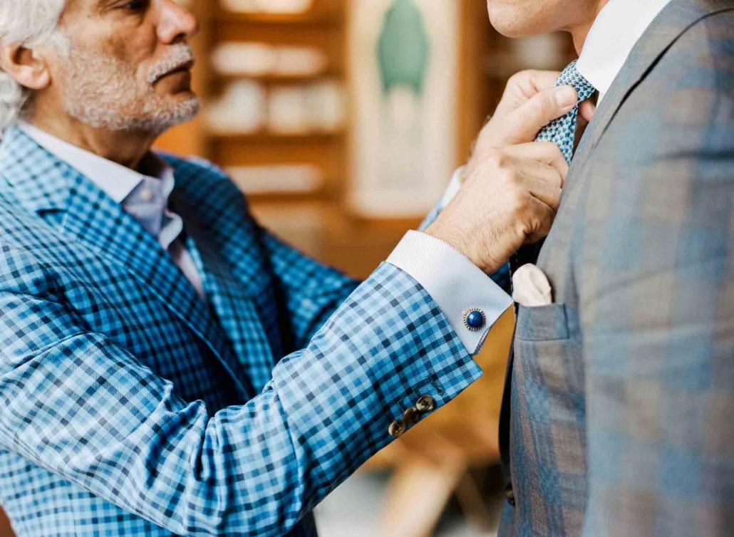Jiwani Custom Suit